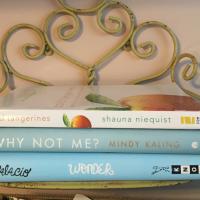Summer reads.
